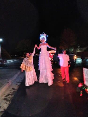 Joy Displayed At Mesquite Parade Of Lights 2