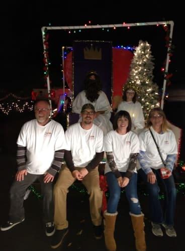 Joy Displayed At Mesquite Parade Of Lights 10