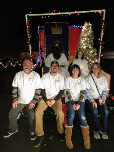 Joy Displayed At Mesquite Parade Of Lights 11