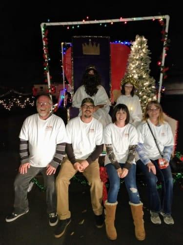 Joy Displayed At Mesquite Parade Of Lights 11