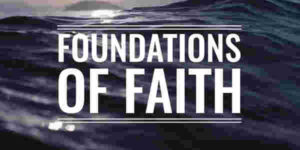 Foundations Of The Faith @ Mesquite Worship Center