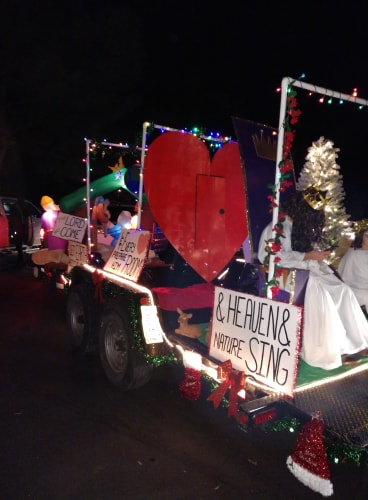 Joy Displayed At Mesquite Parade Of Lights 12