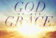 god of all grace