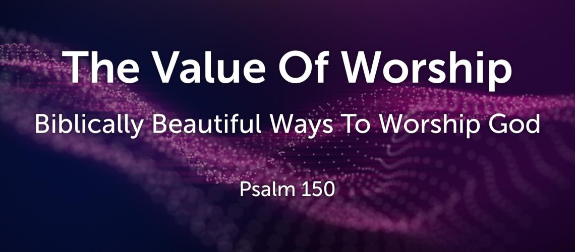 Ways to worship God