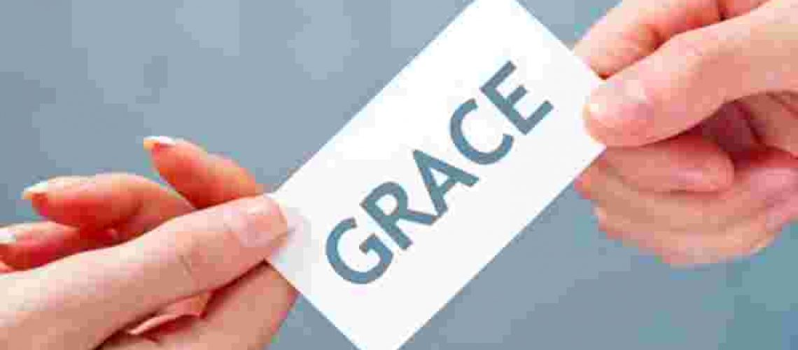 living by grace